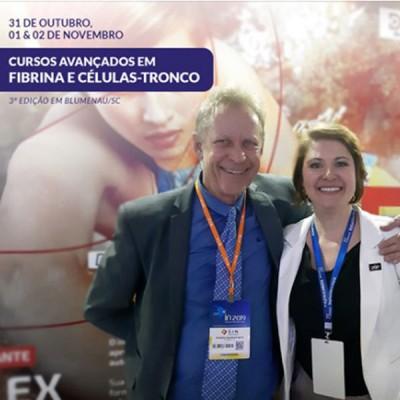 Curso Avançado em Fibrina e Células-Tronco 2019